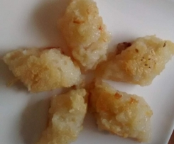 "Gâteau au manioc ou ""de Koh Lantah"""