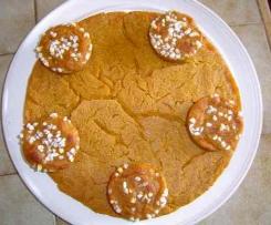 Pudding de patates douces (sans gluten, sans lactose et sans maïs)