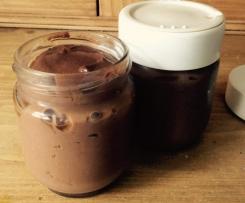 Crème au chocolat façon Bonne Maman