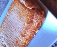 Flan au thon provencal
