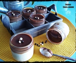 Crèmes choco-bananes