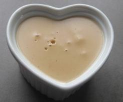 Crème dessert à la pâte de Spéculoos