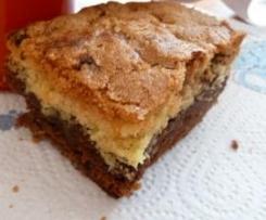BROOKIE à la fois brownie et cookies
