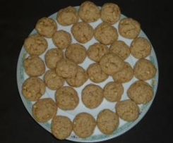 Cookies pommes cannelle