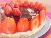Royal fraise / framboise (bavarois)