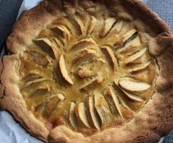 La tarte aux pommes de Dede
