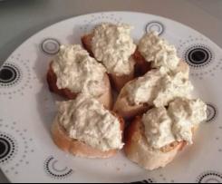 Aubergines à la mayonnaise