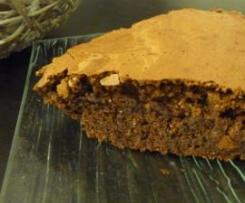 Gâteau macaroné au chocolat