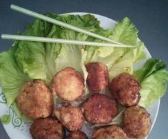 Boulettes de poulets facile et rapide pour petits et grands