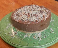 cheesecake pralin chocolat