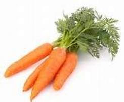 purée de carottes & pomme de terre