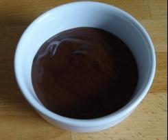Crème dessert au chocolat (sans proteine de lait)
