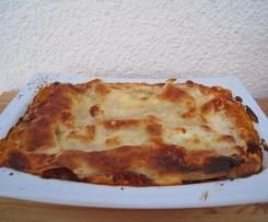 Lasagnes aux 3 fromages (sans béchamel)