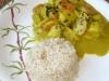 Poulet sauce de légumes aux épices du soleil