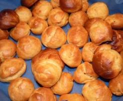 Gougères (sans blé, sans protéines de lait de vache)