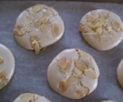 mes biscuits aux amandes
