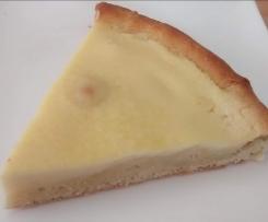 Tarte briochée à la crème (aussi appelée gomme ou papette)