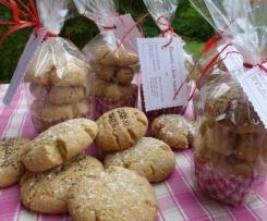 Biscuits quatre épices