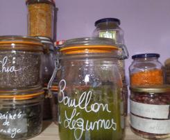 Bouillon de légumes façon Gumsell Alsace
