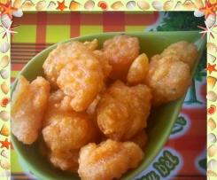 Accras de carottes