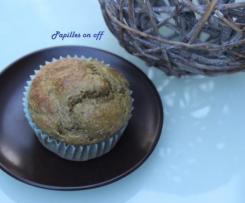 Muffins pesto ricotta