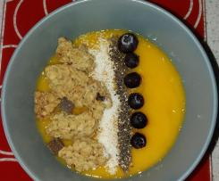 Smoothie bowl Mangue