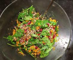Salade Quinoa Légumes