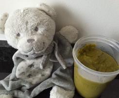 Purée bébé légumes pâtes & jambon