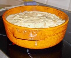 Tiramisu poires-vanille