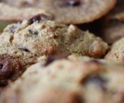 Cookies aux céréales, noisettes & Morceaux de Mars
