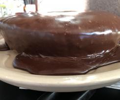 BOLO DE NUTELLA - Gâteau au Nutella Portugais