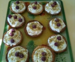 Tartelettes au fromage blanc