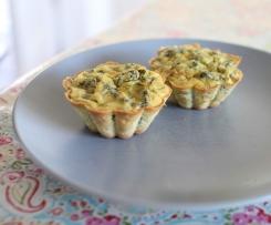 Muffins salés (sans gluten, sans PLVs)