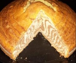 GATEAU FACON CAKE ZEBRE