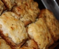 Toast aux oignons