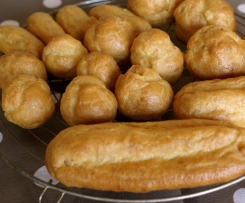 Pâte à choux (variante très saine)