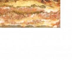 Lasagnes de chou