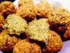 Falafels (boulettes de pois chiche et d'herbes) recette Libanaise