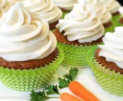 Variante Cupcakes carrot cake