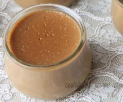 Crème dessert café