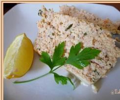 Terrine de saumon aux senteurs d'estragon