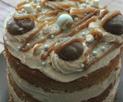 Layer cake aux marrons