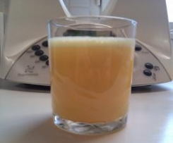 Jus d'orange, citron & carotte