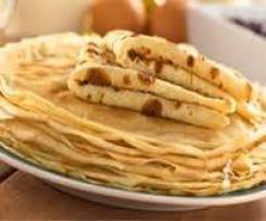 Pâte à crêpes simple et saine