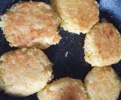 Galette de Riz au fromage