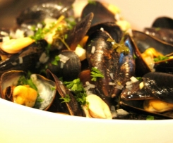 MOULES MARINIERES EXPRESS