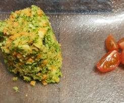crudites brocolis carottes pommes