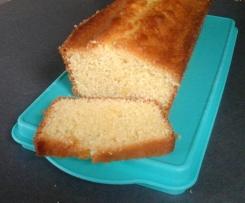 Cake au citron rapide