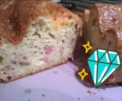 cake jambon & olives