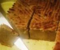 Gâteau patates douces de l'île de la Réunion